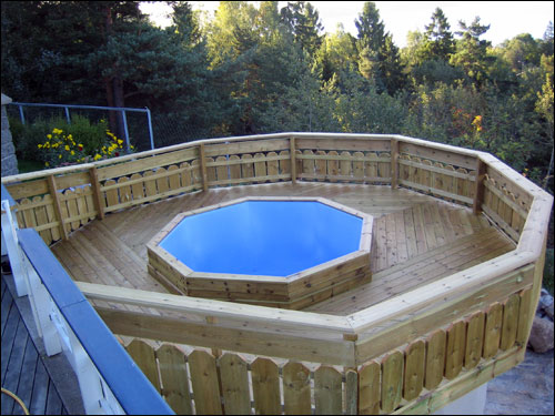 Badtunna sotarns eller sverigetunnan for Pool billig